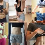 ダイエットの最終形態!?「食べても太れない」サイクルで1ヵ月足らずでこんなに!?